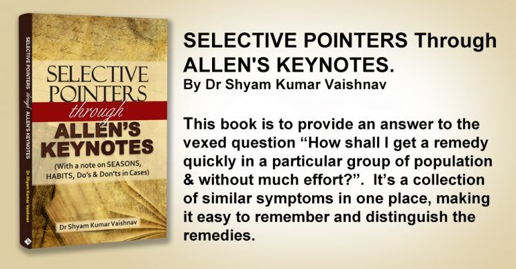 Selective Pointers through Allen's Keynotes