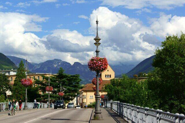 Bolzano Bozen Town