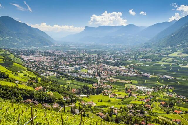 Fresh Air, Healing Waters and Literary Lives in Merano (Meran)