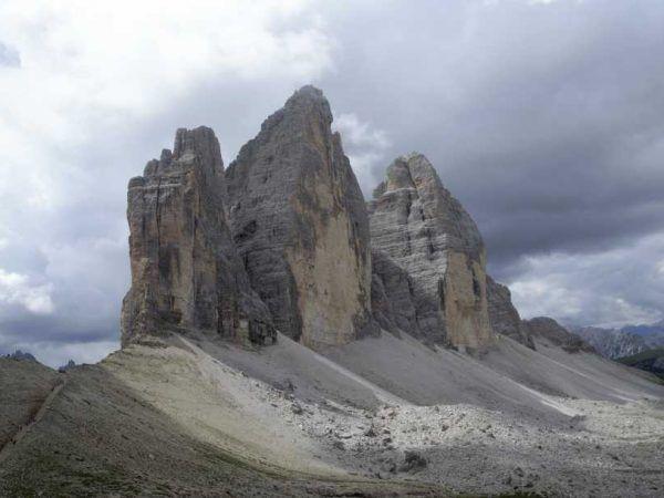 Alta Pusteria: Tre Cime / Drei Zinnen / Three Peaks