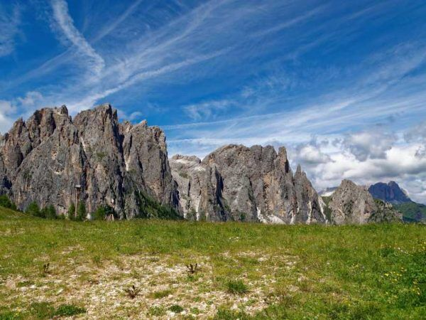 Mythical Mountains: The Peaks of Rosengarten & Latemar