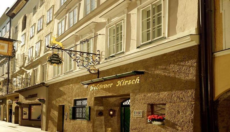 Hotel Goldener Hirsch, a Luxury Collection Hotel, Salzburg *****