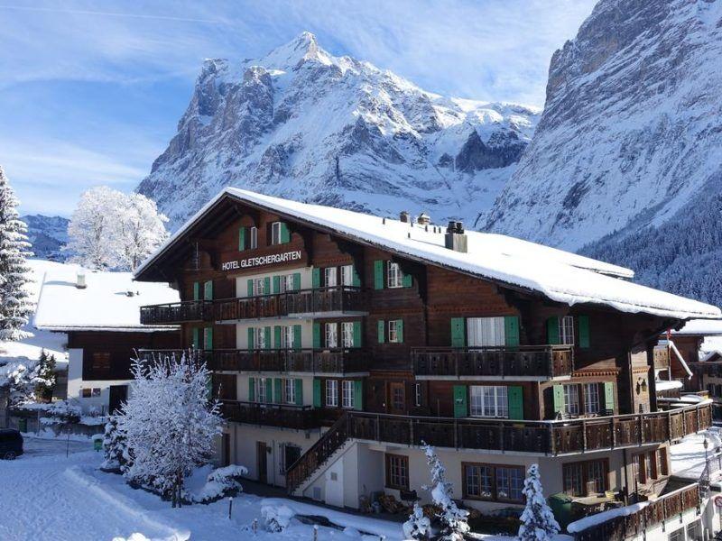 Hotel Gletschergarten ***