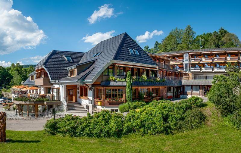 Landidyll Hotel Albtalblick Ihr Wellness- & Wanderhotel ***