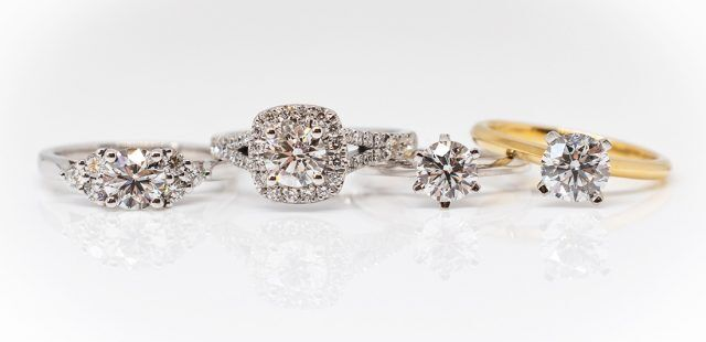 The 4 C's – How To Buy A Diamond