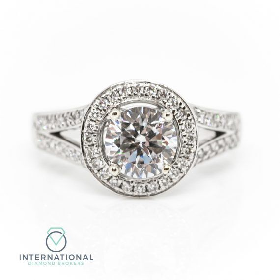 Split Large Halo Ring – A