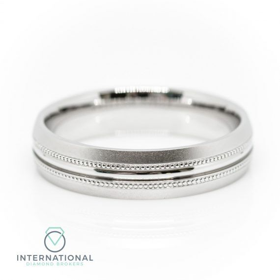 Gents Wedding Ring – 10