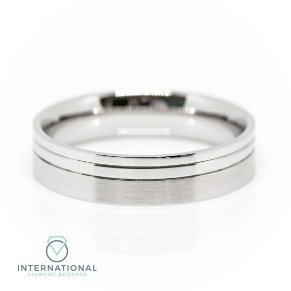 Gents Wedding Ring – 13