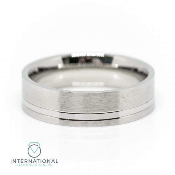 Gents Wedding Ring – 16