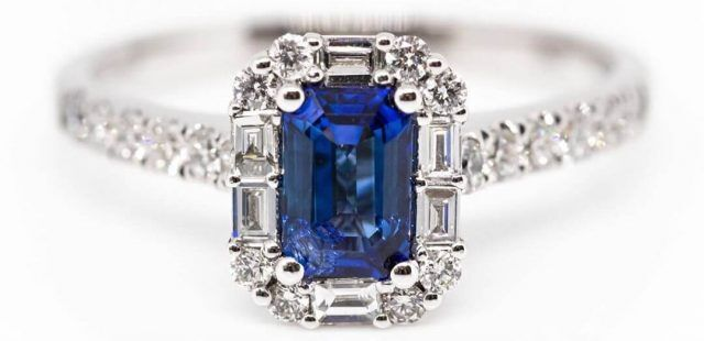 The Best Sapphire Engagement Ring