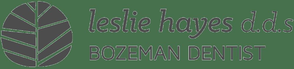 Leslie Hayes D.D.S Bozeman Dentist logo