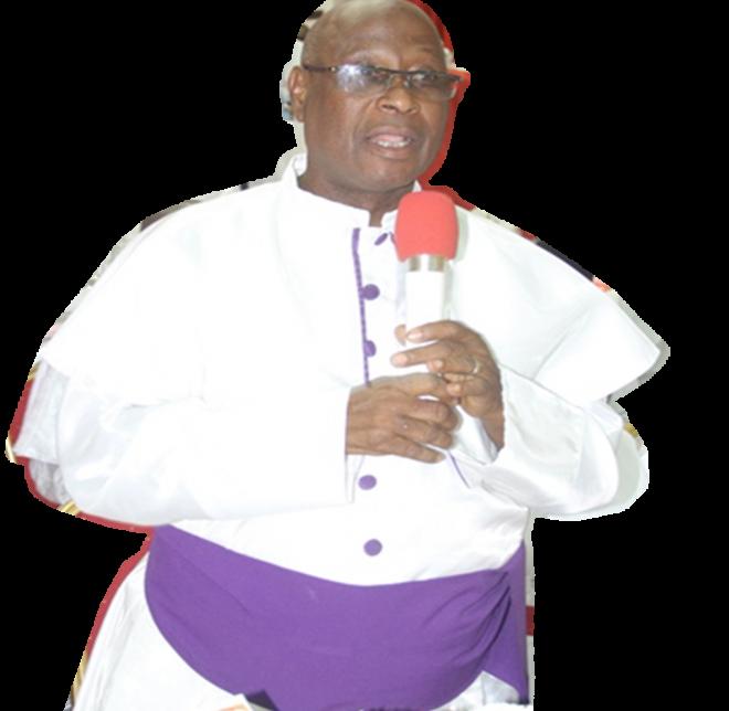 Bishop J.O Salubi