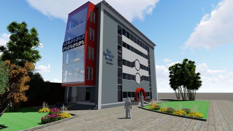 New BCS Leader's Office, Nsikak Eduok Avenue N