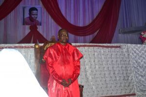 His Holiness Obu Olumba Obu