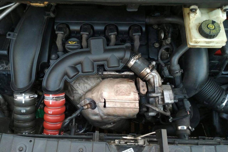 Диагностика и ремонт турбины Peugeot 3008