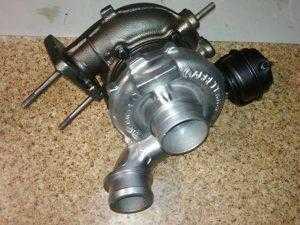 Турбина 2.5 TDI, ANJ, 80Kw - 109HP