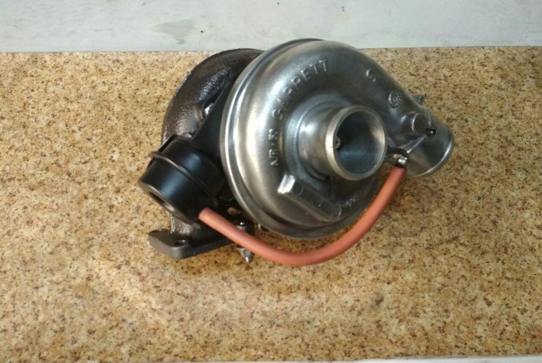 Турбина Альфа Ромео 156 2.4 JTD 1999 года отремонтирована!