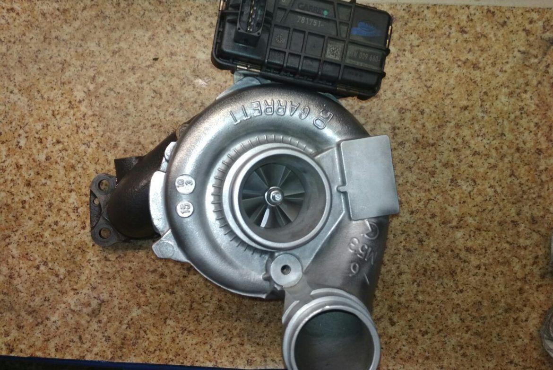 Турбина Mercedes MC W164 3.2 diesel