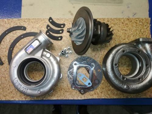 Диагностика и ремонт турбины Holset