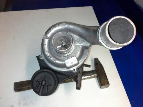 Диагностика и ремонт автомобильной турбины Рено Лагуна 1.9 dti