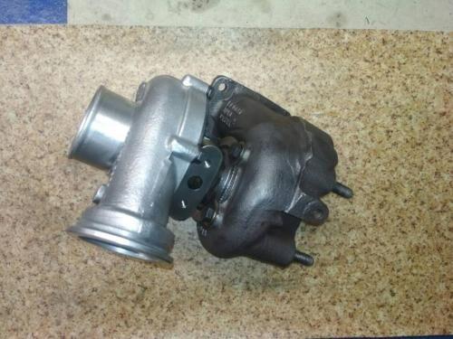 Диагностика и ремонт турбины Merсedes vario 2.7