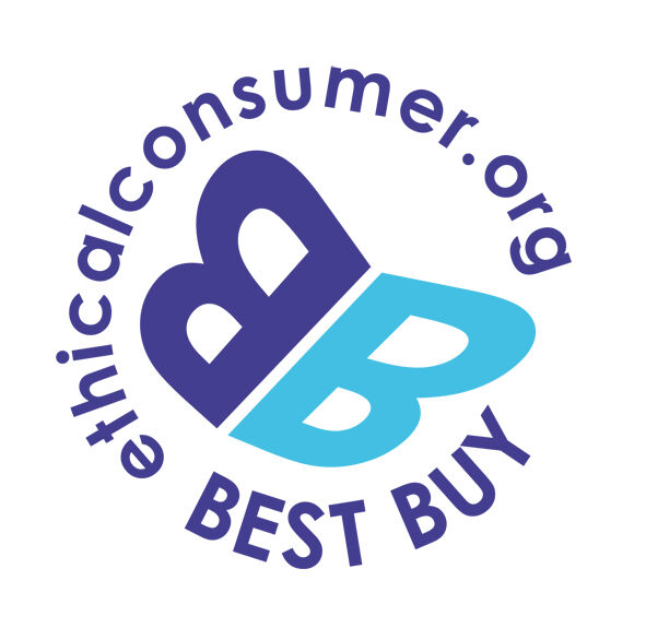 Best Buy Logo from Ethical Consumer. The ultimate ethical stamp of approval.
