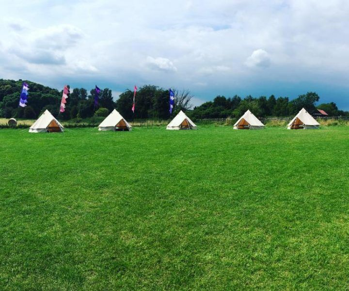 Wedding Festival Glamping