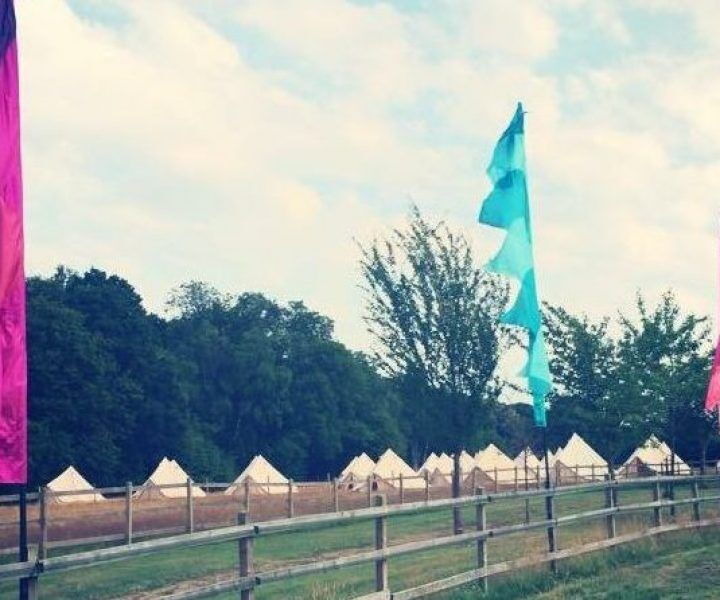 Wedding Bell Tent Village
