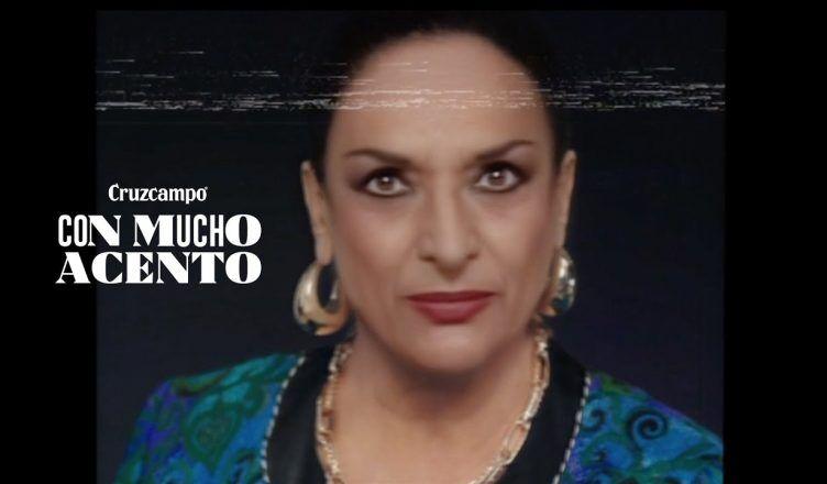 Cruzcampo resucita a Lola Flores