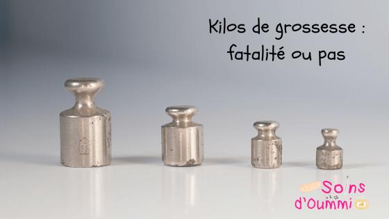 Kilos de grossesse: Fatalité ou pas